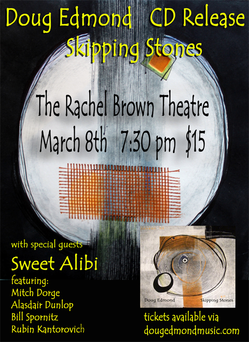 Skipping Stones CD Release